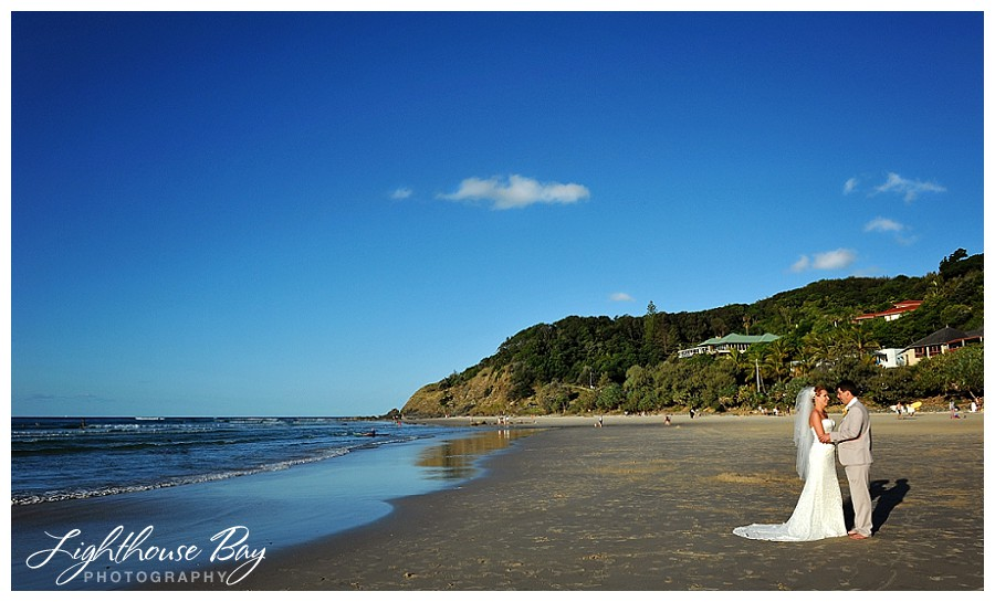 Byron Bay Beach Weddings Lighthouse Bay Photography